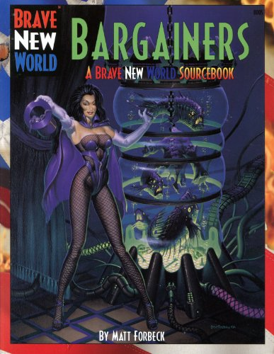 9781887953078: Bargainers: A Brave New World Sourcebook
