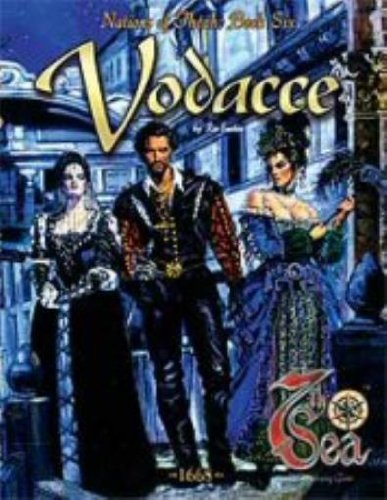 9781887953177: Vodacce (7th Sea: Nations of Théah, Book 6)