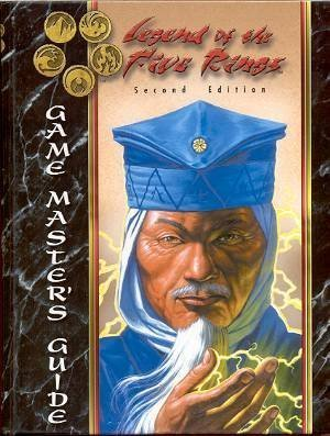 9781887953191: Legend of the Five Rings: Game Master's Guide