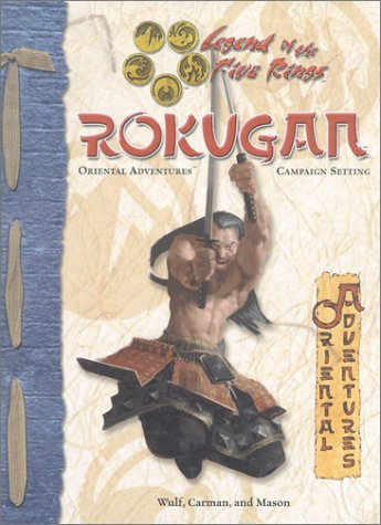 Rokugan (Legend of the Five Rings: Oriental