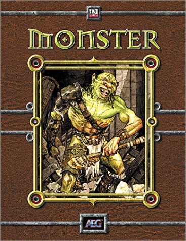 9781887953467: Monster (d20 Fantasy Roleplaying)