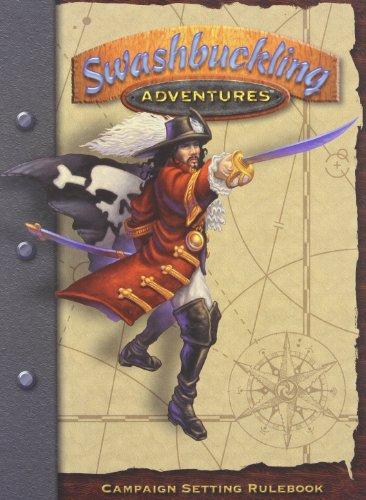 9781887953566: Swashbuckling Adventures *OP