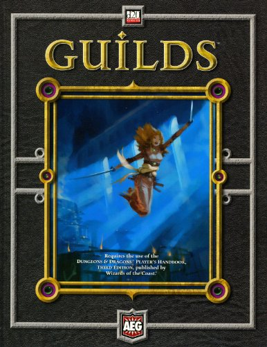 9781887953771: Guilds (D20 System Accessories)