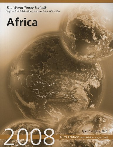 Africa 2008 (World Today Series. Africa)