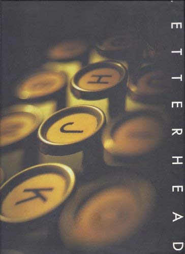 GRAPHIS LETTERHEAD 3: Pedersen, B. Martin (Edited by)