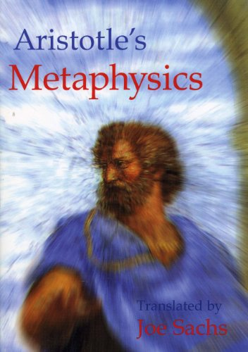 Aristotle's Metaphysics: Aristotle