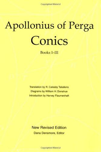 9781888009057: Conics (Books 1-3)