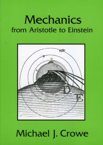 9781888009323: Mechanics from Aristotle to Einstein