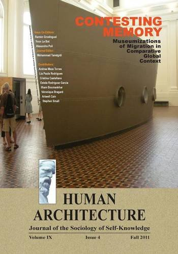 9781888024425: Contesting Memory: Museumizations of Migration in Comparative Global Context (Proceedings of the International Conference on Museums and Migration, ... Sciences de L'Homme, Paris, June 25-26, 2010)