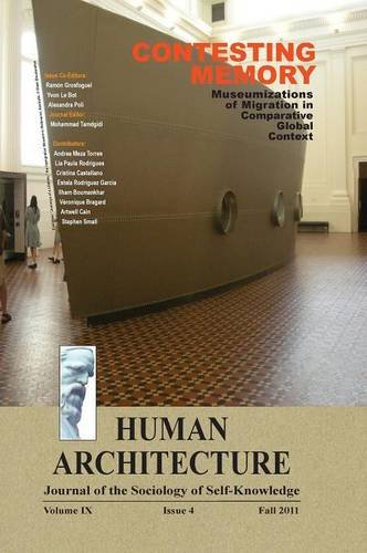 9781888024906: Contesting Memory: Museumizations of Migration in Comparative Global Context (Proceedings of the International Conference on Museums and Migration, ... Sciences de L'Homme, Paris, June 25-26, 2010)