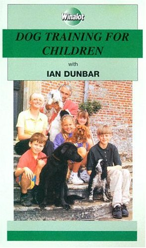 9781888047097: Dog Training for Children [VHS] [Import USA]