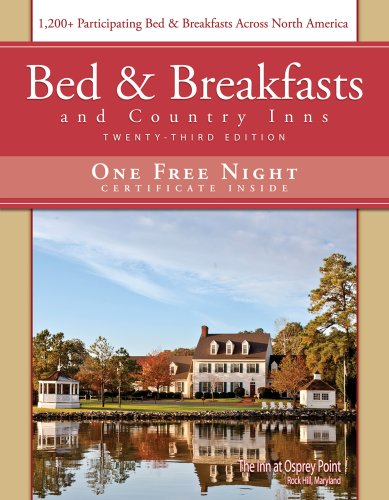 9781888050080: Bed & Breakfasts and Country Inns 23rd Edition (Bed & Breakfasts & Country Inns)
