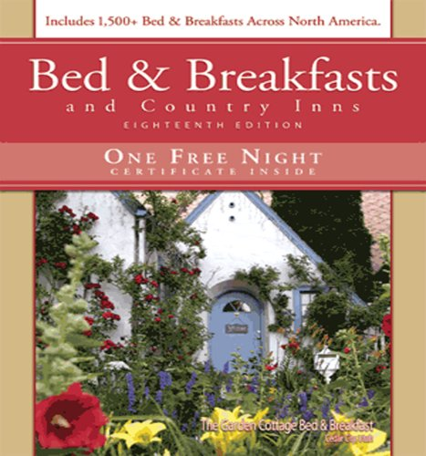 9781888050196: Bed & Breakfasts and Country Inns 19th Edition