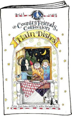 9781888052039: Main Dishes (The Country Friends Collection)