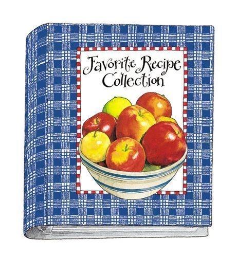 Favorite Recipe Organizer: Apple Recipe