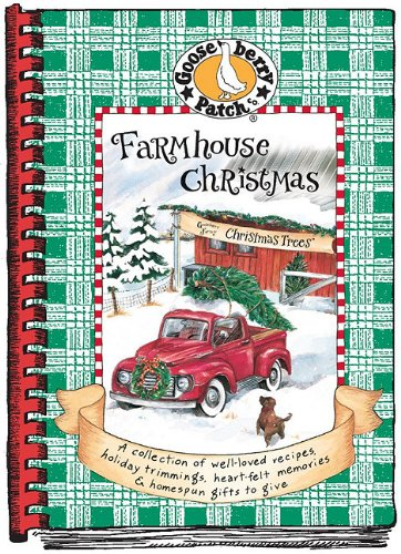 Farmhouse Christmas Cookbook (Seasonal Cookbook Collection): Gooseberry Patch