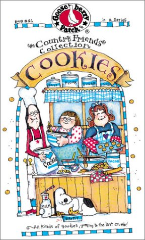 9781888052381: Cookies (The Country Friends Collection)