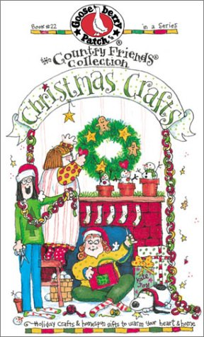 9781888052398: 22: Christmas Crafts (The Country Friends Collection)