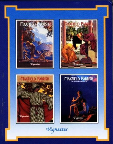 9781888054231: Maxfield Parrish: Vignettes