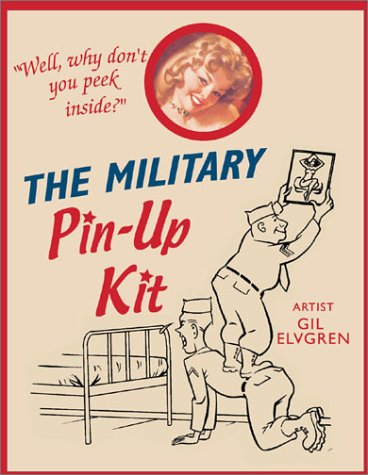 9781888054651: The Military Pin-Up Kit