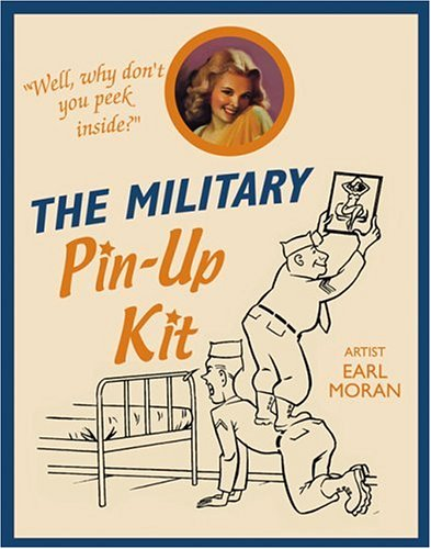 9781888054668: The Military Pin-Up Kit