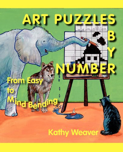 9781888106572: Art Puzzles By Number
