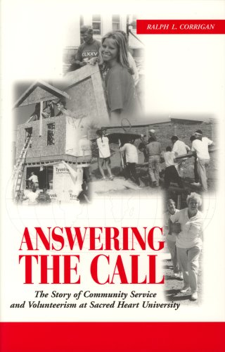 Answering the Call: The Story of Community: Ralph L. Corrigan