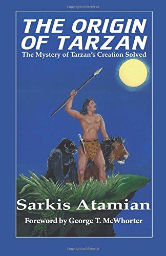 9781888125122: The Origin of Tarzan; The Mystery of Tarzan's Creation Solved