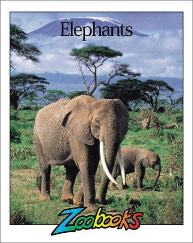 9781888153422: Elephants (Zoobooks Series)