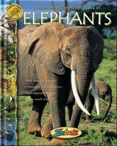 9781888153958: Elephants (Zoobooks)