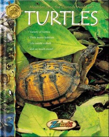 9781888153996: Turtles (Zoobooks)