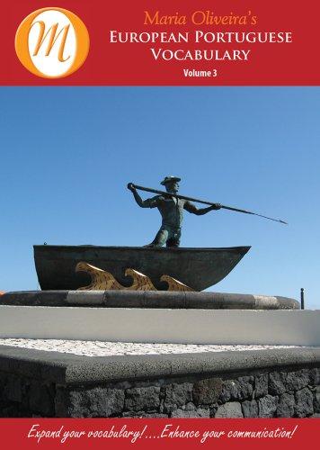 9781888165906: European Portuguese Vocabulary - Volume 3