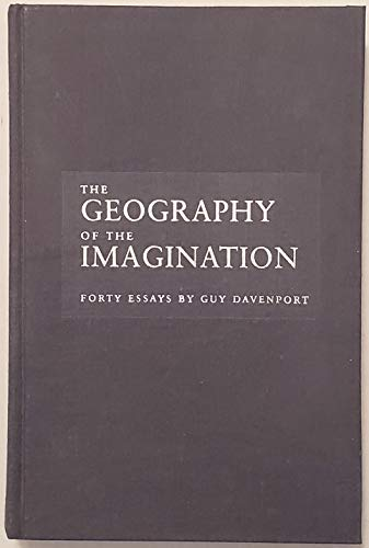 9781888173338: The Geography of the Imagination