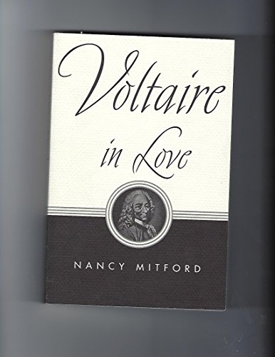 9781888173475: Voltaire in love