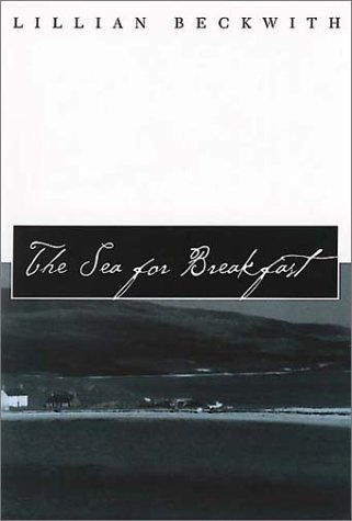 9781888173499: The Sea for Breakfast  (Common Reader Editions)