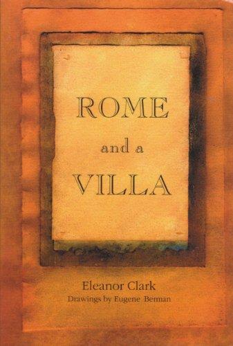 9781888173659: Rome and a villa