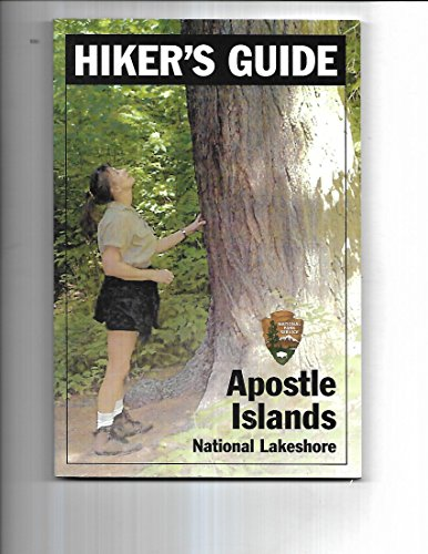 9781888213737: Hiker's Guide Apostle Islands National Lakeshore