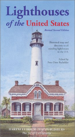9781888216226: Lighthouses of the United States (Revised Second Edition)