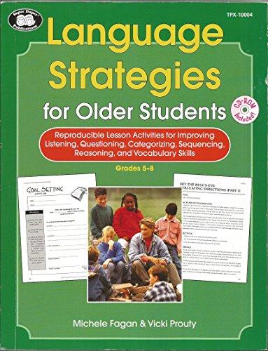 9781888222647: Language Strategies for Older Students