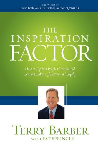9781888237795: The Inspiration Factor