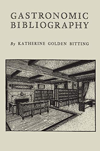 Gastronomic Bibliography