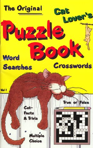 9781888273038: Cat Lover's Puzzle Book