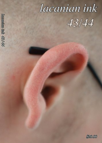 9781888301045: Lacanian Ink 43/44
