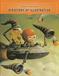 Graphic Artists Guild's Directory of Illustration No.: Glen R. Serbin