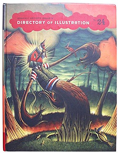 Graphic Artists Guild Directory of Illustration 24: Serbin, Glen