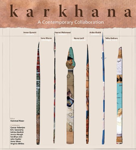 Karkhana: A Contemporary Collaboration: Aisha Khalid, Hasnat