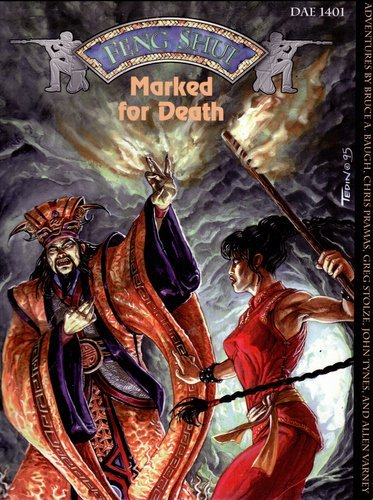 Marked for Death (Feng Shui): Baugh, Bruce A;