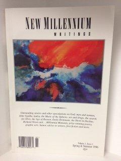 New Millennium Writings: Issue 1: Williams, Don; Wier, Allen; Hunter, David