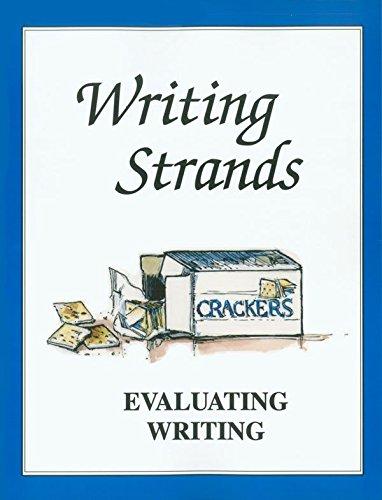 9781888344059: Evaluating Writing (Writing Strands Ser)