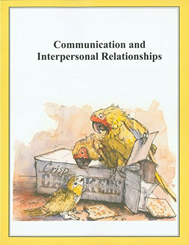 9781888344158: Communication And Interpersonal Relation